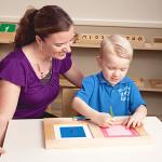 Рамки-вкладыши: 10 упражнений для подготовки руки к письму