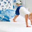 как научить ребёнка засыпать вовремя
