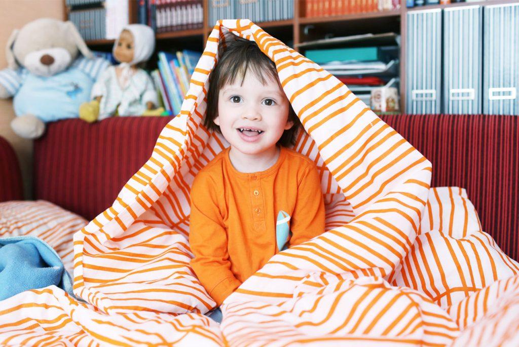 Как помочь ребёнку заснуть?