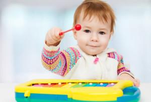 как увлечь ребёнка музыкой