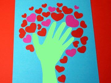 открытки к 14 февраля для детей