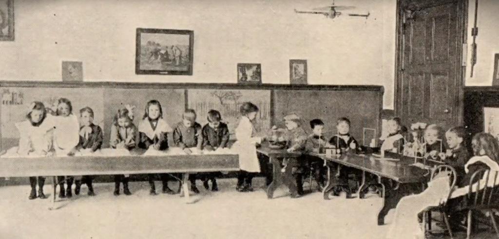 Детский сад Фридриха Фрёбеля