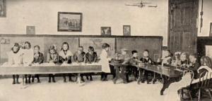 Детские сады Фрёбеля