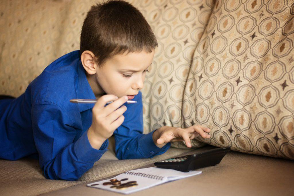 учим детей финансовой грамотности