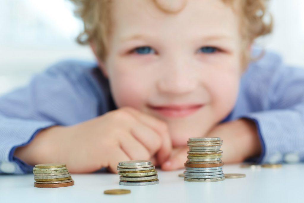 Обучение детей финансовой грамотности в Монтессори-образовании