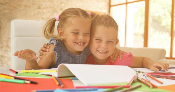 занятия с детьми разного возраста