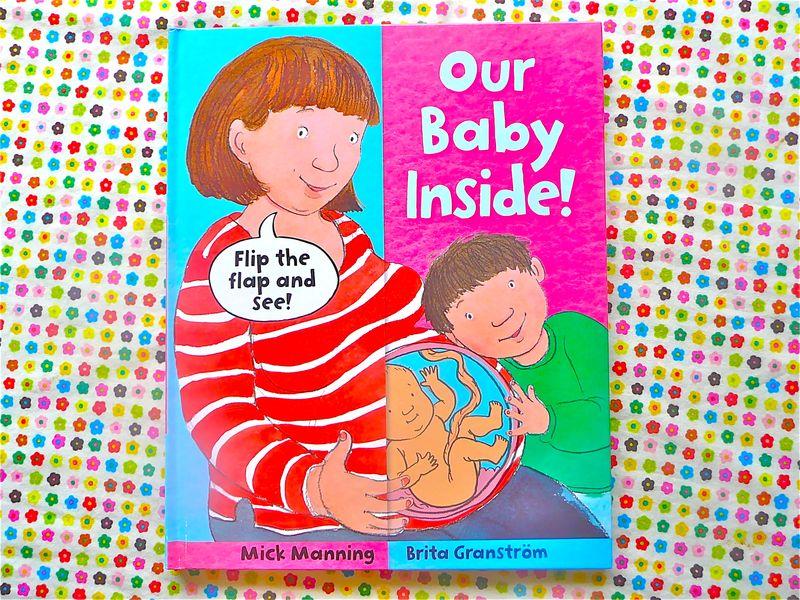 книга как подготовить ребёнка к рождению