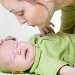 Как распознать колики у новорождённого