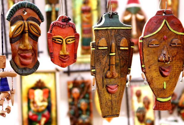 карточки детям о культуре Африки