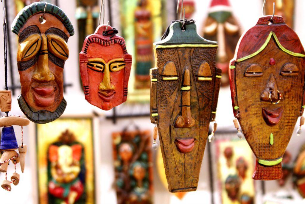 Монтессори дома: карточки для детей по теме «Культура Африки»