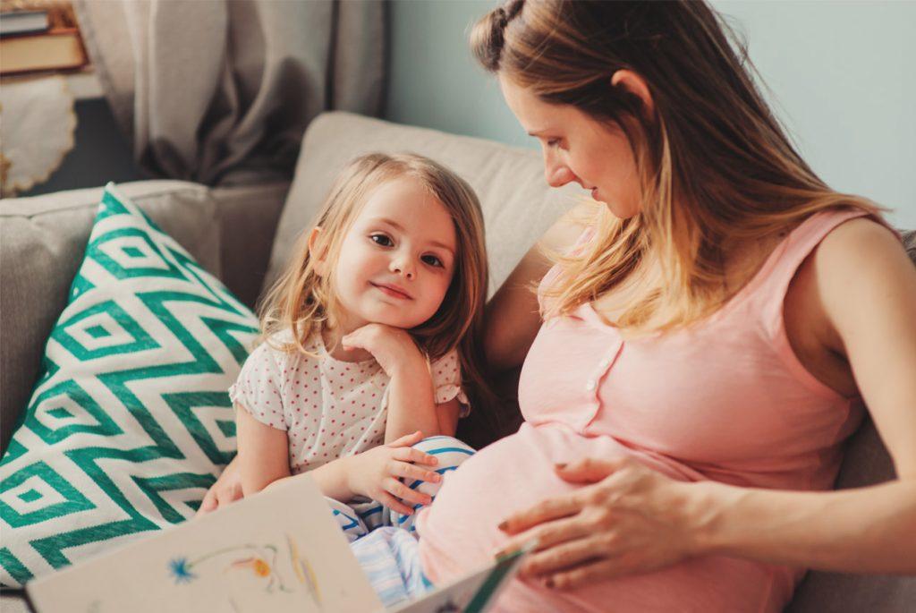 Советы, подготовить старшего ребёнка к рождению младшего