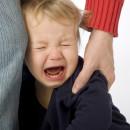 Ребёнок плачет, когда папа уходи на работу