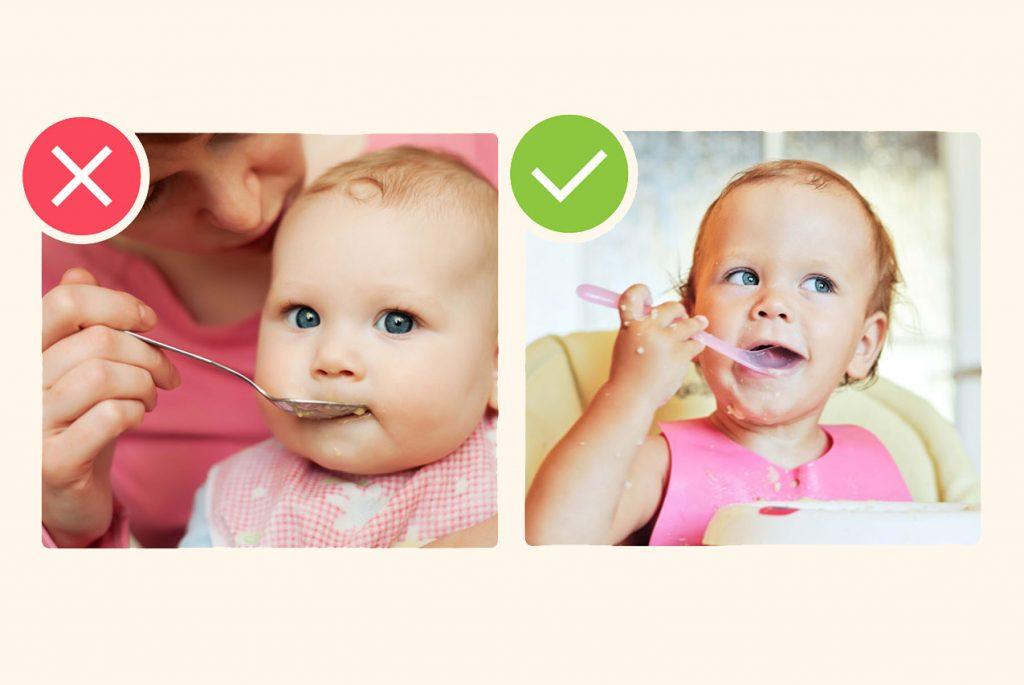 Правила здорового питания для детей