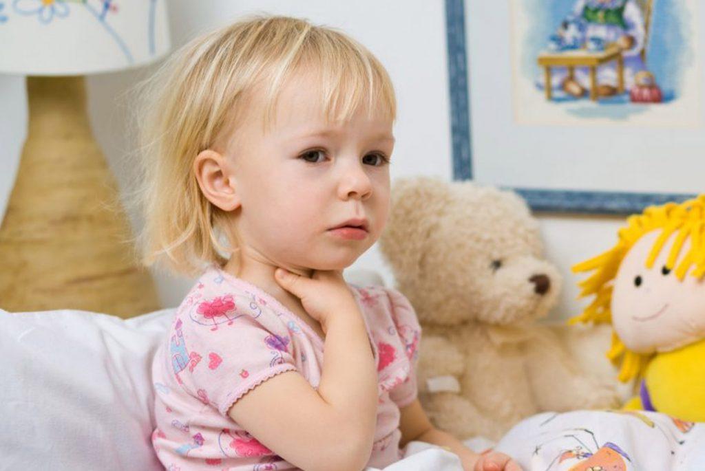 Чем лечить кашель у ребёнка