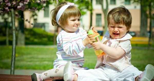что делать если у ребёнка отбирают игрушку