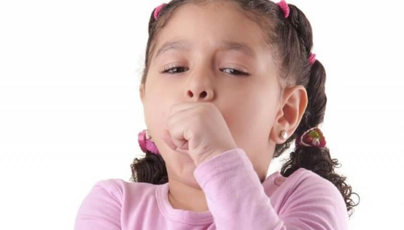 кашель у детей