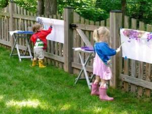 рисование для активных детей