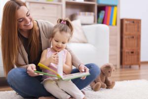 книги для детей трёх лет