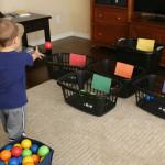 Подвижные игры для детей 1–2 лет