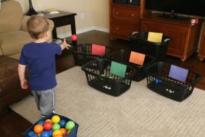 Подвижные игра для развития детей