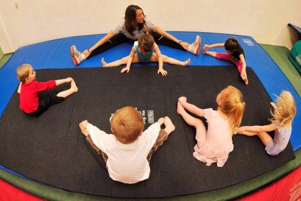 Подвижные игры для детей 2–3 лет