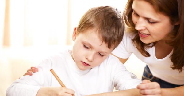 научить ребёнка делать уроки самому