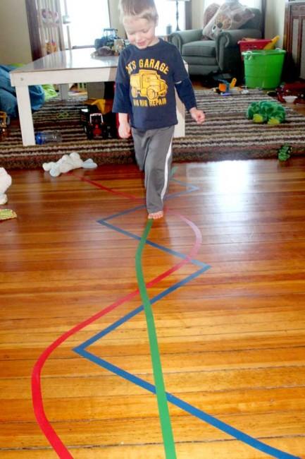 подвижные игры для детей двух лет