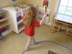 ходьба по линии подвижные игры для детей