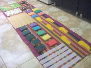 сенсорные дорожки подвижные игры для детей двух лет