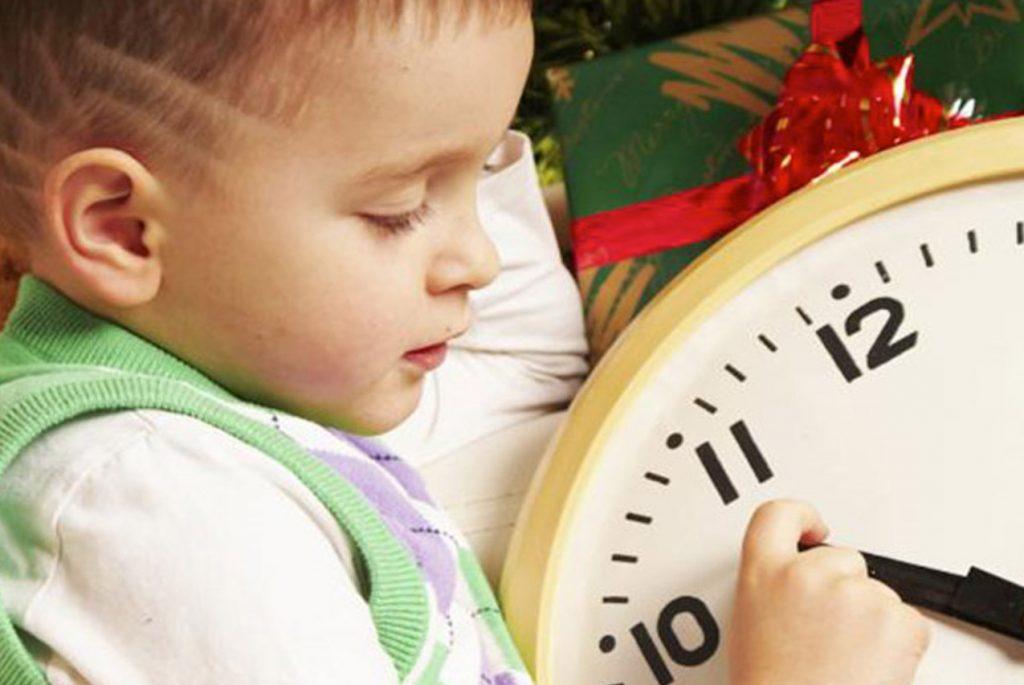 Как научить ребёнка терпению?