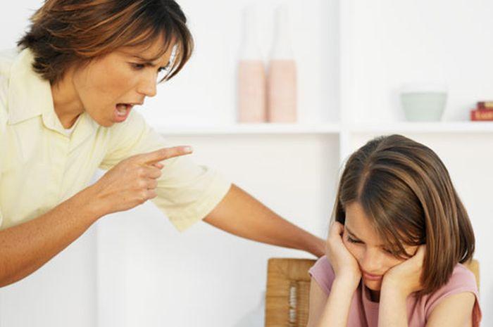 как научиться не кричать на ребёнка