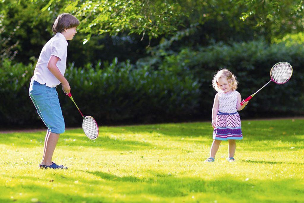 Подвижные игры для детей 3–4 лет