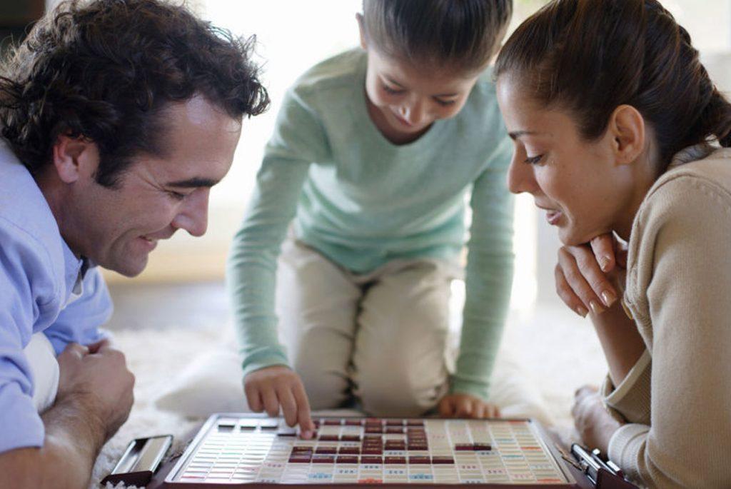 5 идей, как провести семейный вечер
