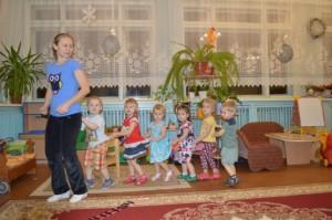 подвижные игры для детей в помещении