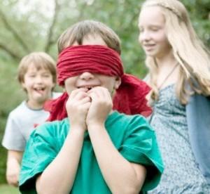 подвижные игры для старших дошкольников жмурки