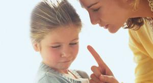 ошибки воспитания детей