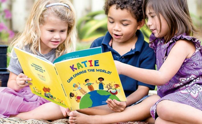 привить детям любовь к чтению