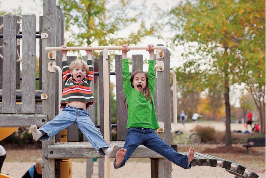 правила для ребёнка на детской площадке