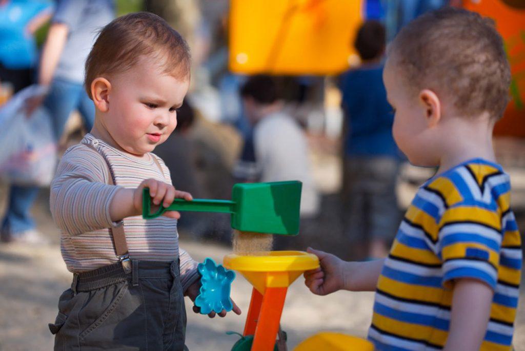 Правила поведения на детской игровой площадке
