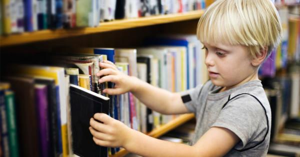привить любовь к чтению ребёнку