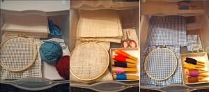 рукоделие для детей в Монтессори-среде