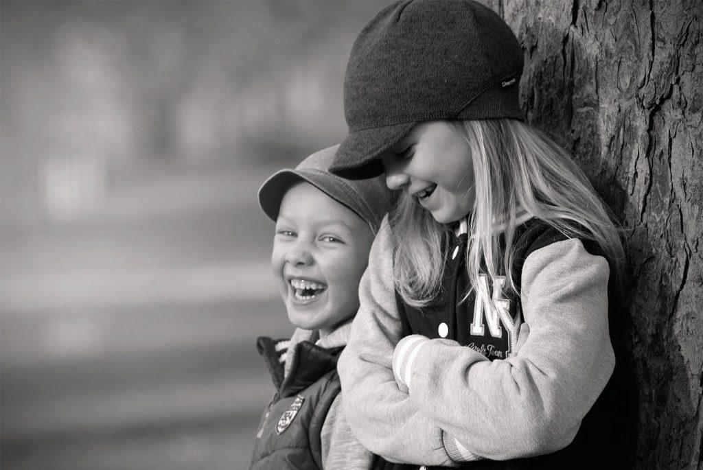 как научить детей дружить