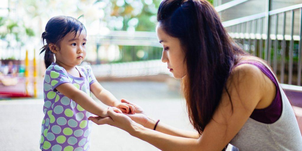 правила поведения для ребёнка на детской площадке