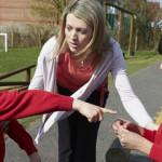 Вмешиваются ли Монтессори-педагоги в конфликты детей