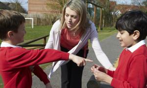 правила поведения для детей на площадке