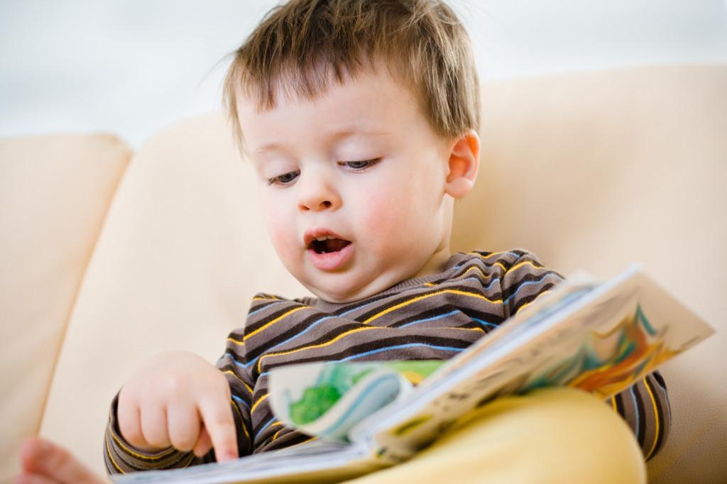 привить ребёнку любовь к чтению