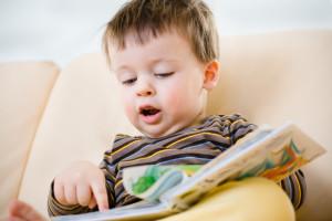 любовь к чтению у детей