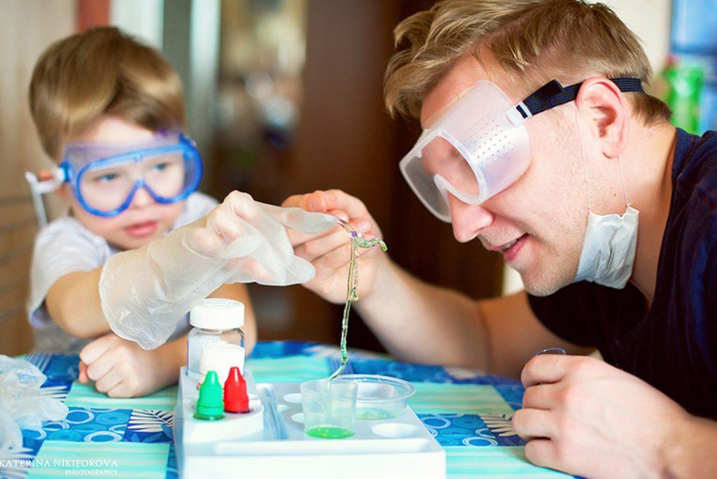Интересные химические, физические и биологические опыты для детей в домашних условиях и на улице