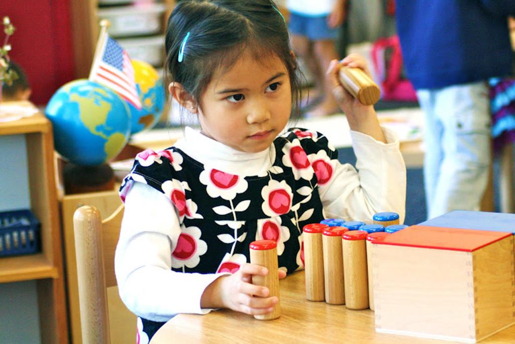 Развитие критического мышления детей в Монтессори-классе