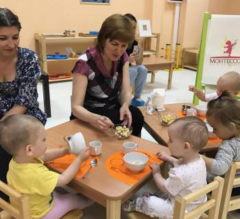Монтессори-центр на Введенской